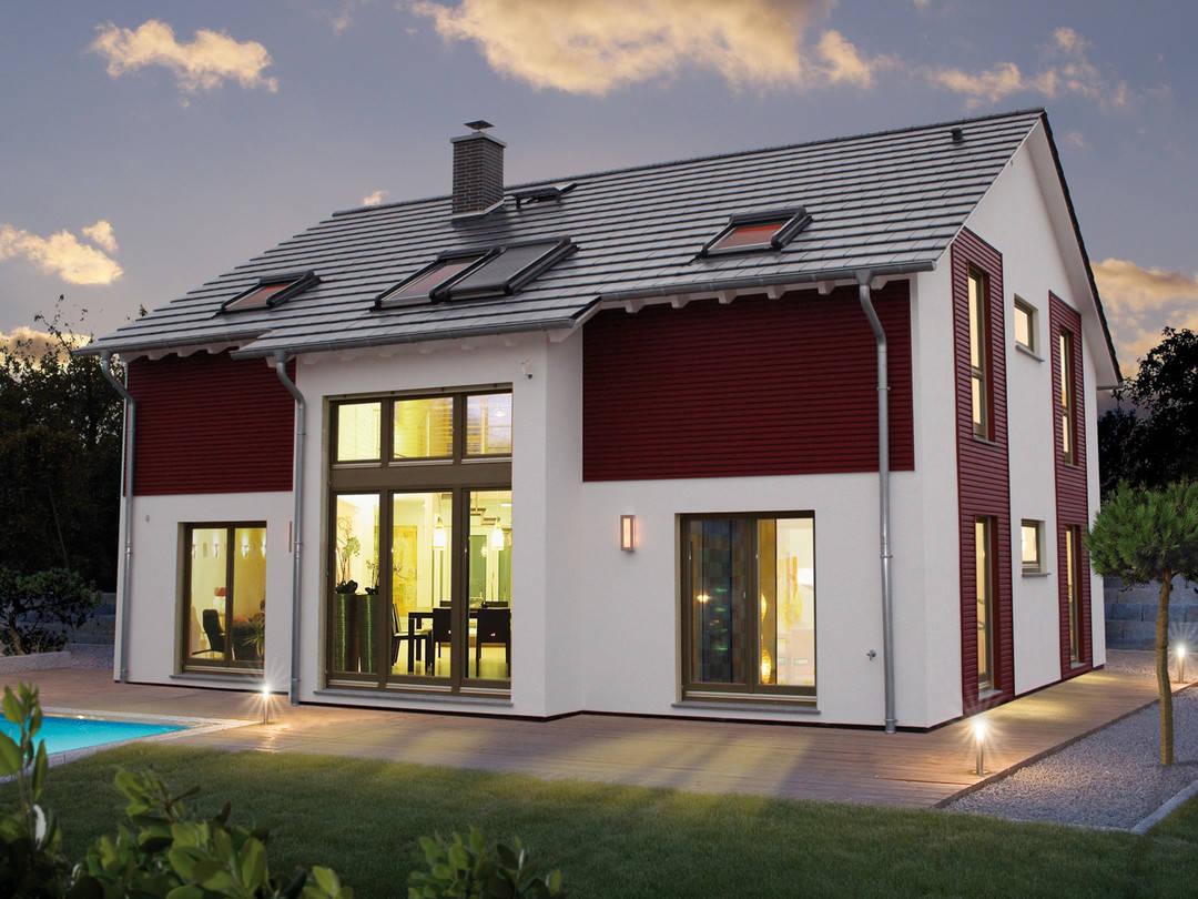 Einfamilienhaus r 118.20 von Fingerhut