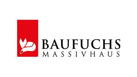 Logo Baufuchs-Massivhaus
