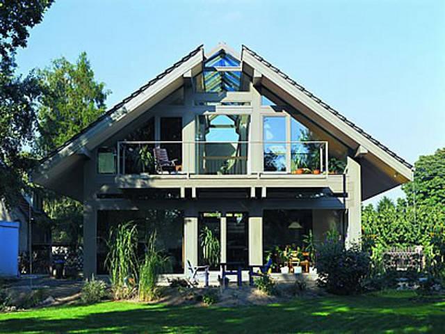 Satteldachhaus von Frei-Raum-Haus