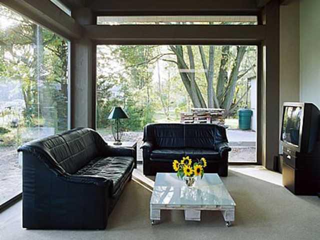 Wohnzimmer von Frei-Raum-Haus