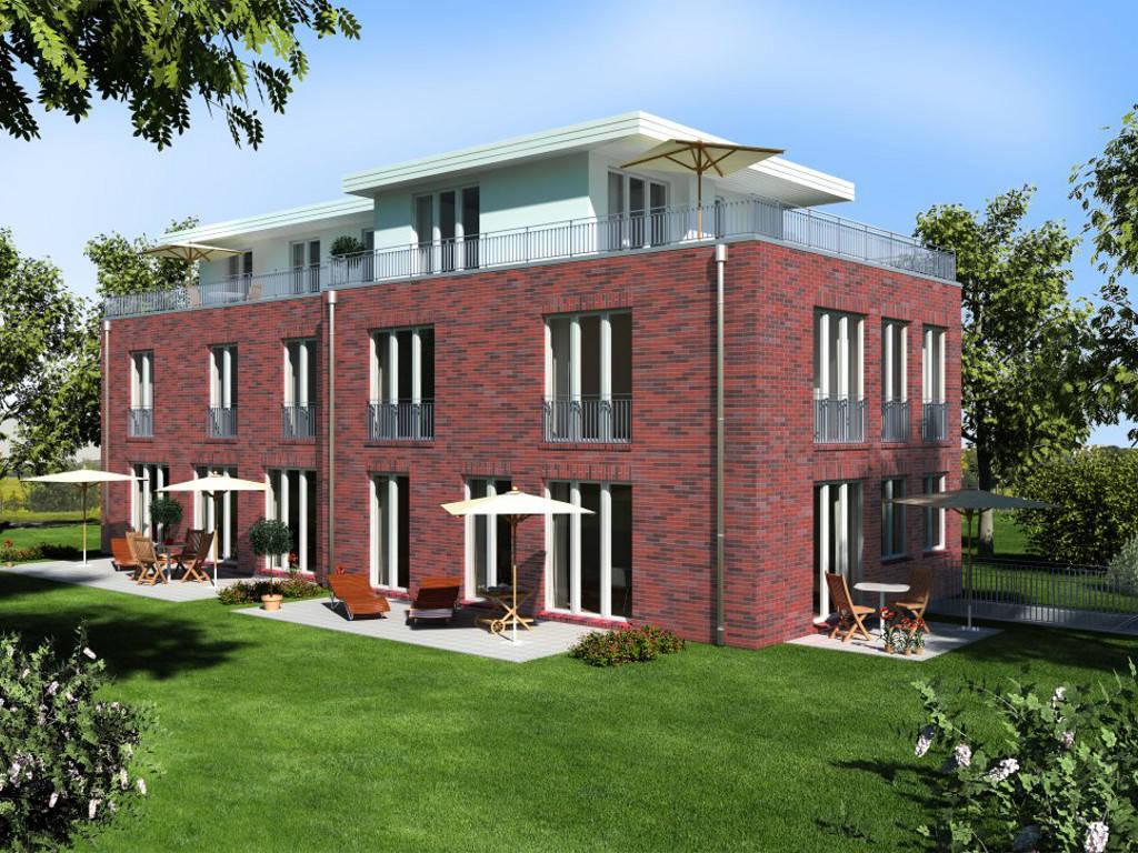 Doppelhaus Alstertal von HESS MASSIVBAU