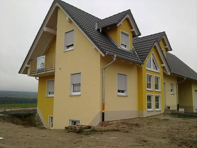 Zweifamilienhaus von Harmonie Massivhaus