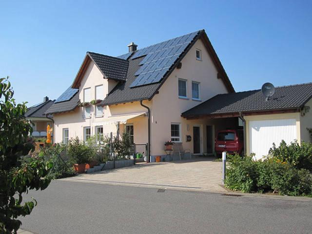 Energiesparhaus von Harmonie Massivhaus