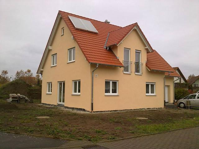 Einfamilienhaus von Harmonie Massivhaus