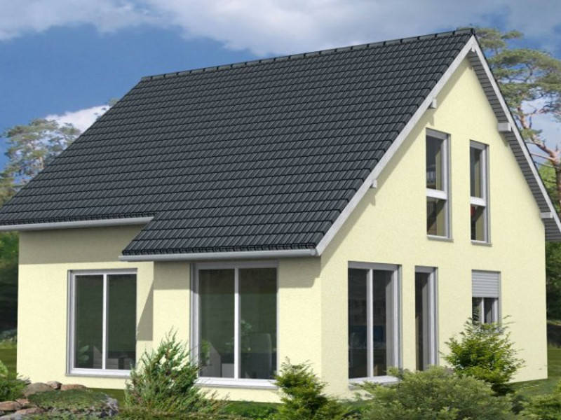 Einfamilienhaus Aelzy II von der sc. massivhaus Wonnegau GmbH