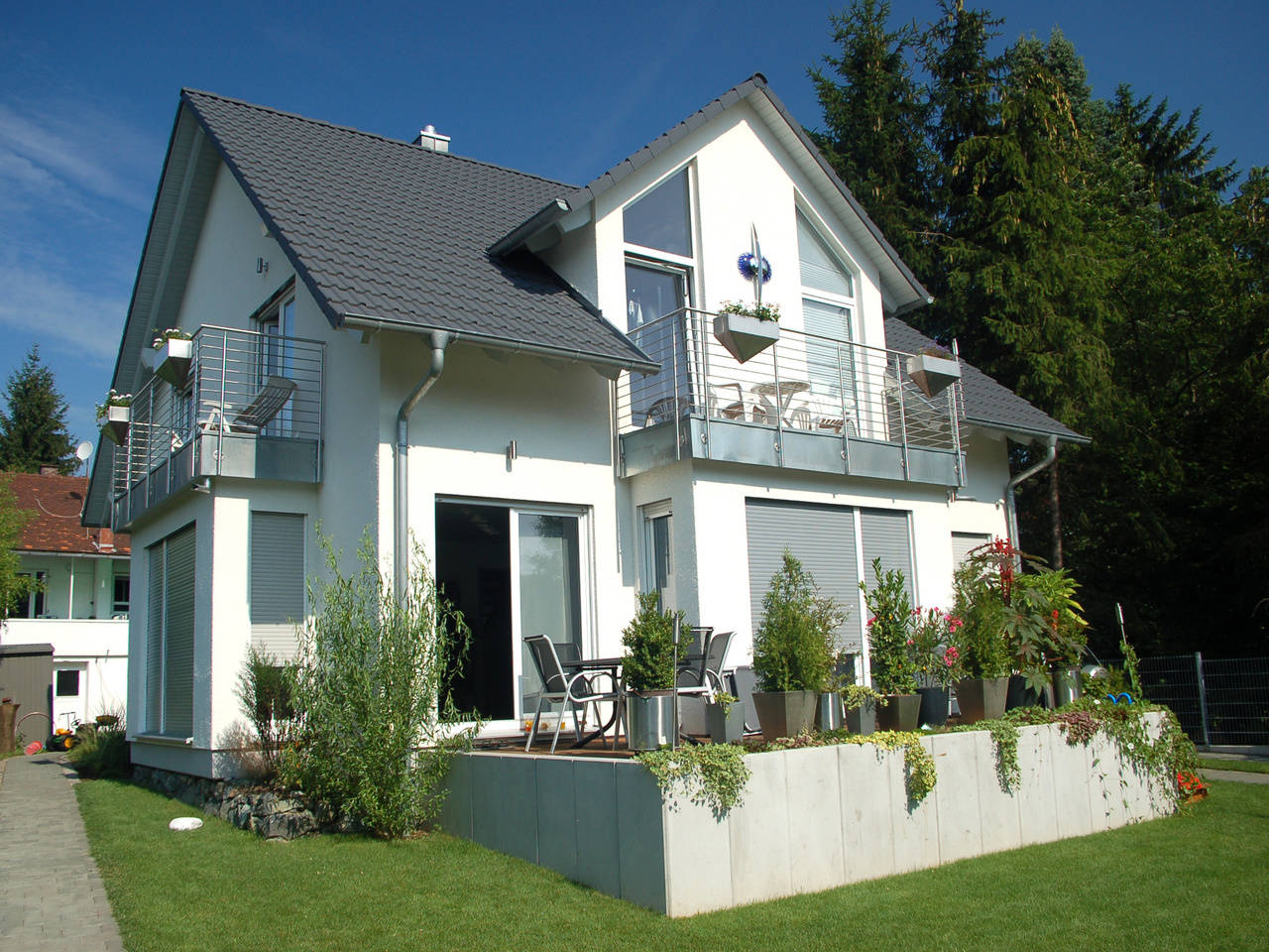 Haus Apart Albert-Fischer Hausbau