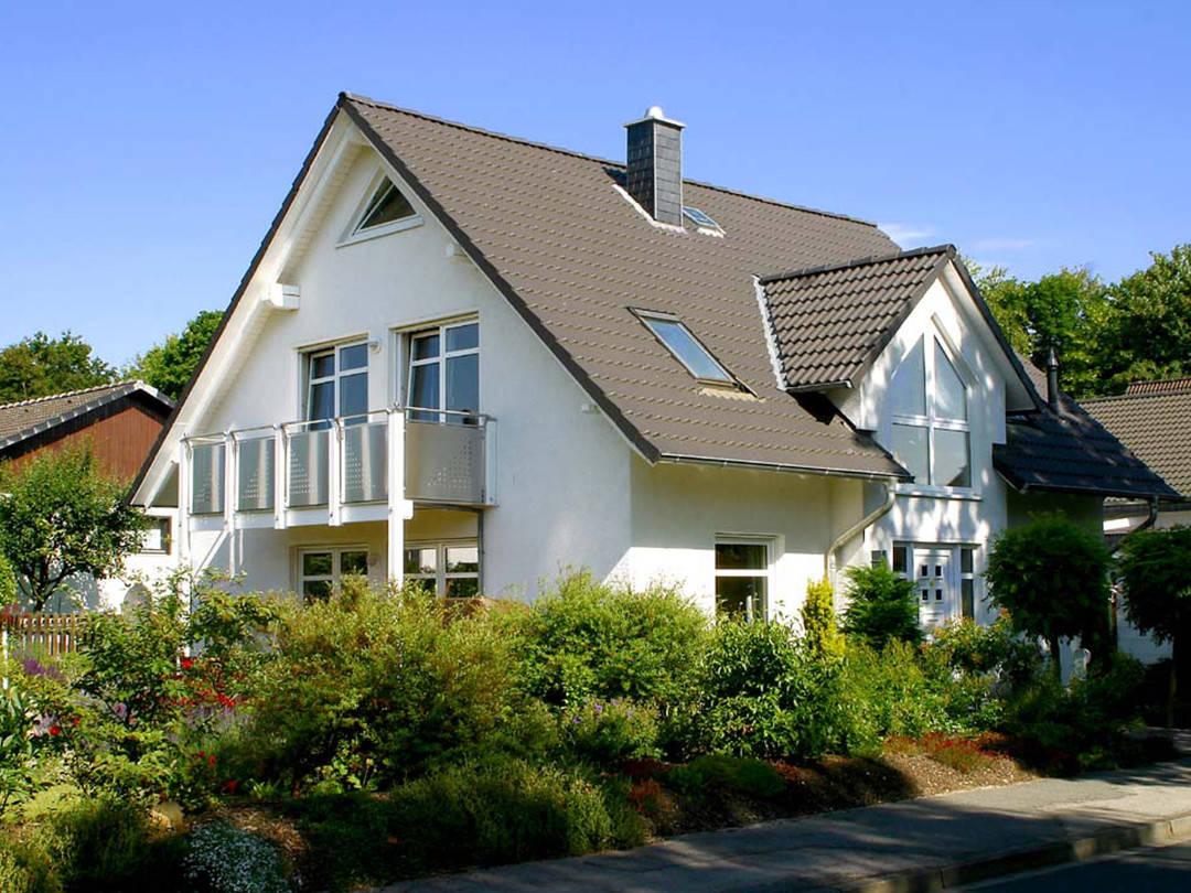 Haus Contrada Albert-Fischer Hausbau