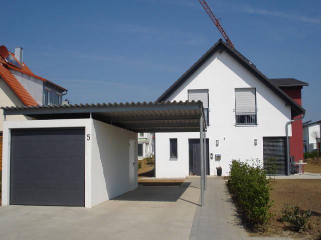 Einfamilienhaus 2 von Modern House GmbH