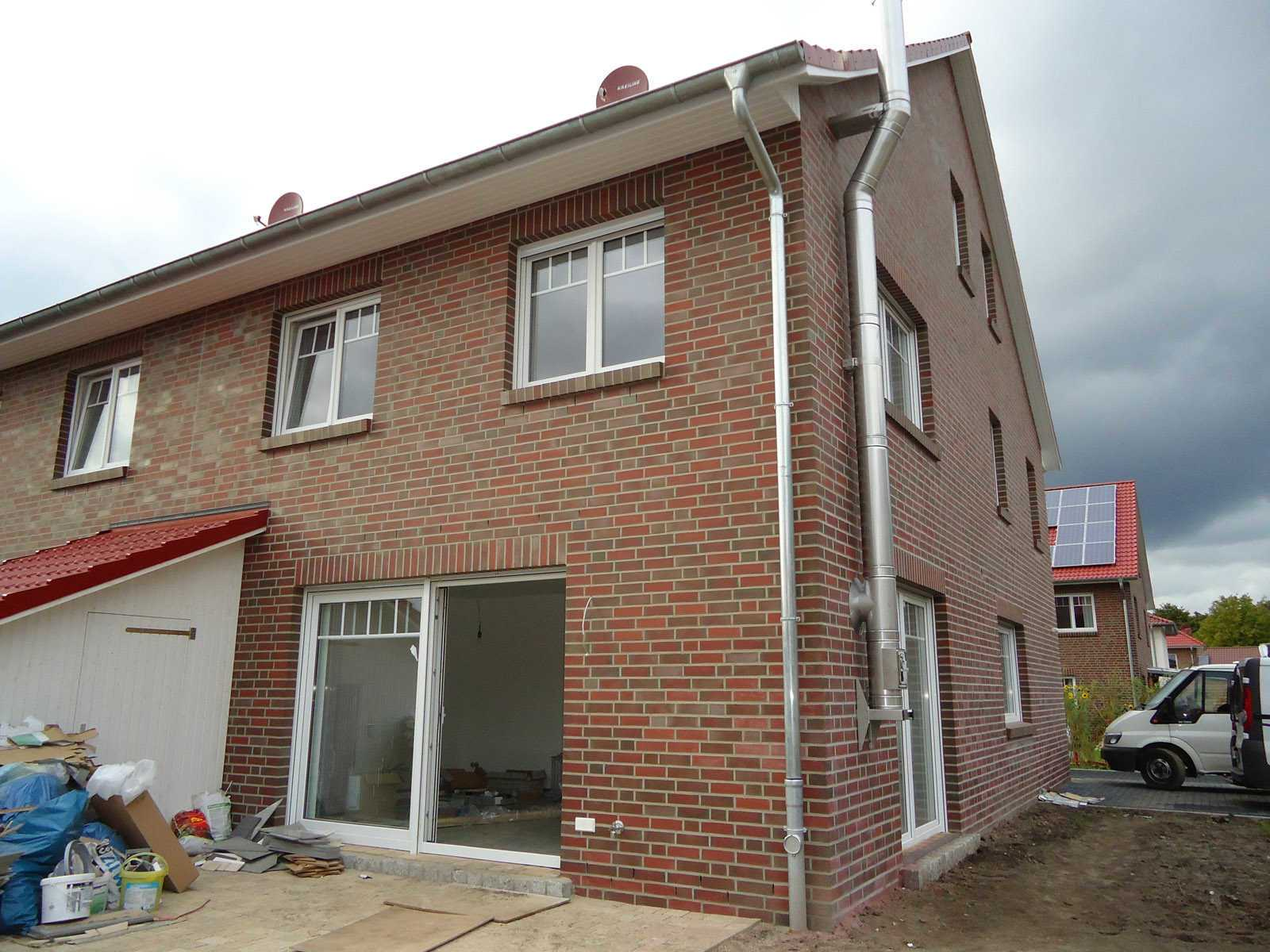 FHB Freundlich Hausbau Doppelhaus