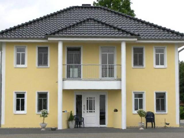 Architektenhaus von Euro Massiv Bau