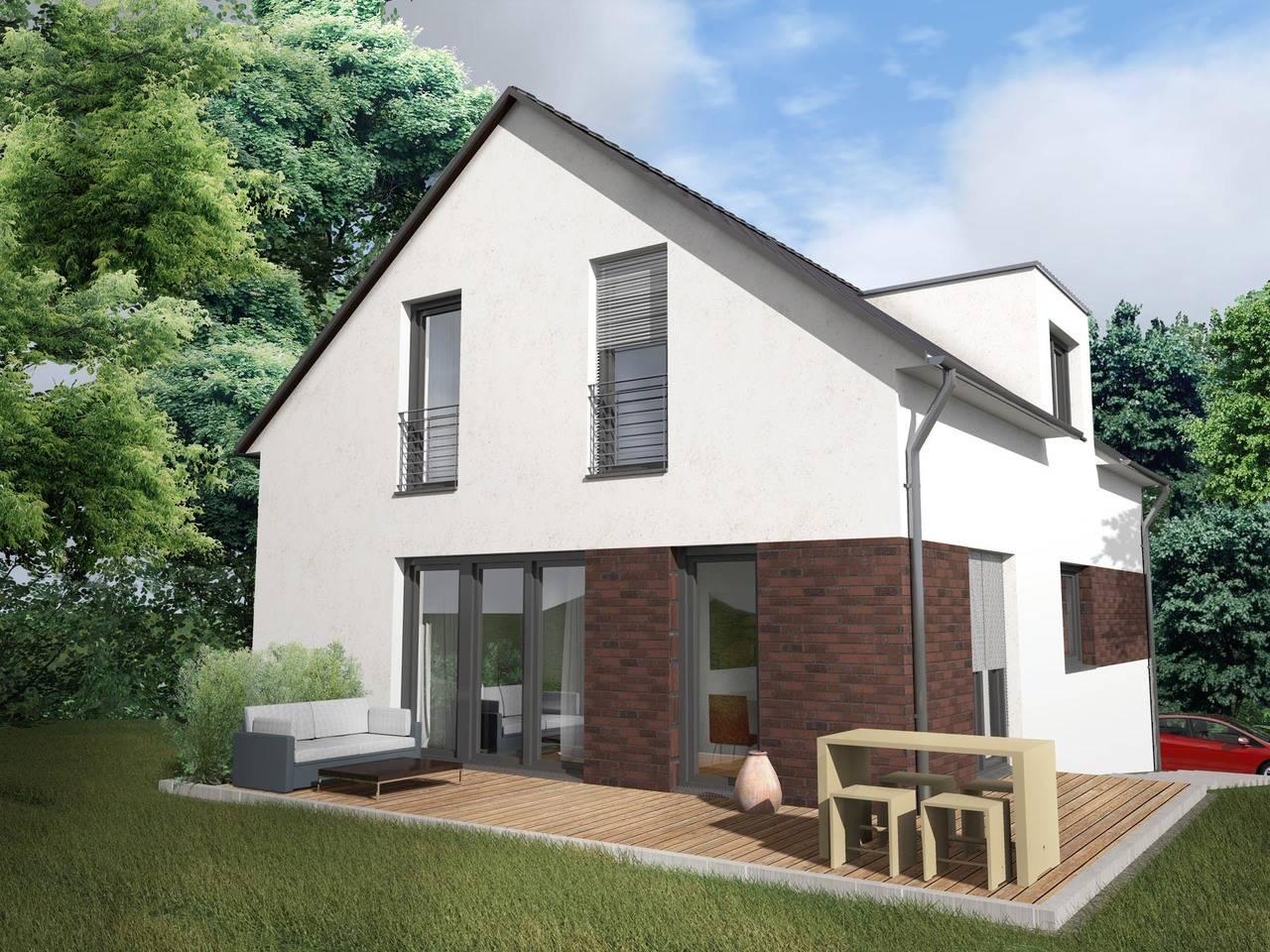 Saale-Haus Beispielhaus 2