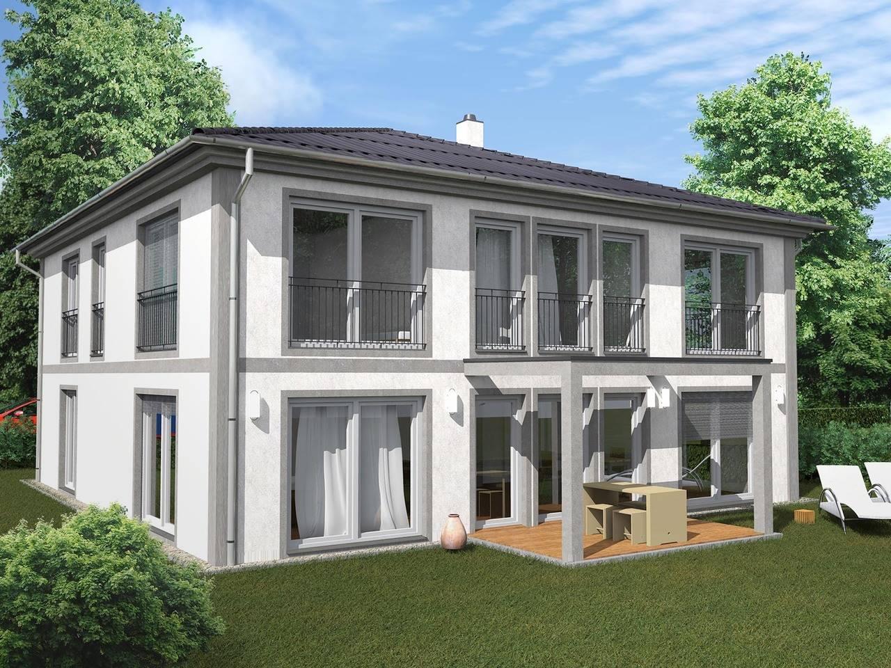 Saale-Haus Beispielhaus 4
