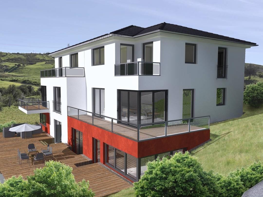 Saale-Haus Beispielhaus 5