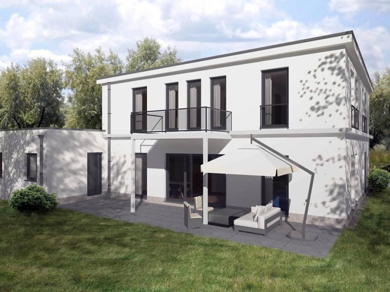 ISAR Haus Baushausstil