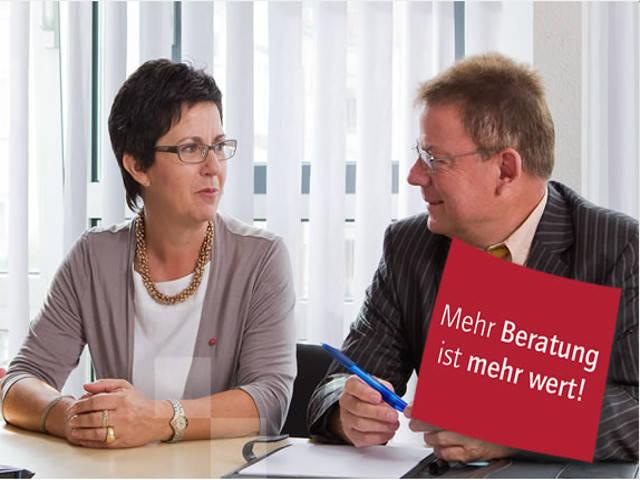 Beratung von Dr. Klein Stuttgart