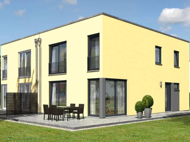 Doppelhaus City 136 von Ortenauer Hausbau GmbH