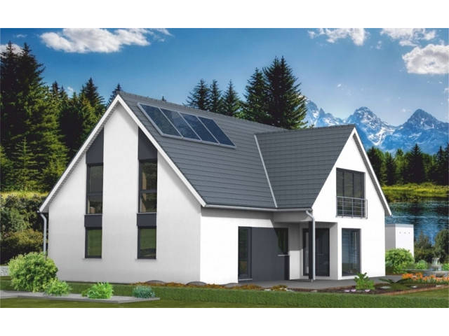 Haus Esprit von Wand Massivhaus