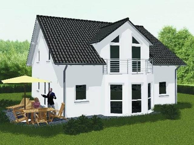 Zwerchdachhaus von Dominic Lang Hauskonzepte