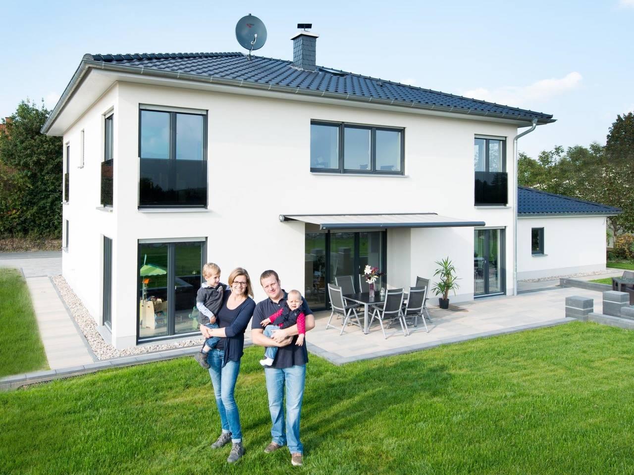Referenzhaus 2 von Massivhaus Rhein-Lahn