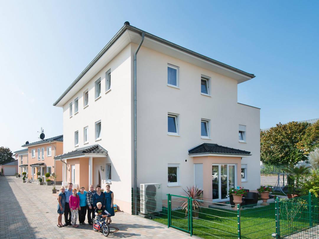 Referenzhaus 1 von Massivhaus Rhein-Lahn