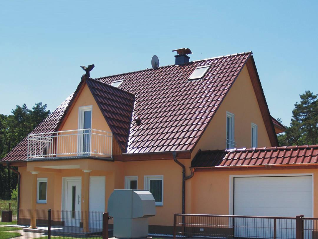 Einfamilienhaus von Mauer-Häuser