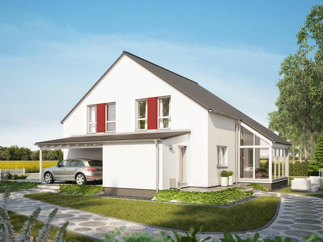 Haus Smart E Variante 2 von Öko-domo