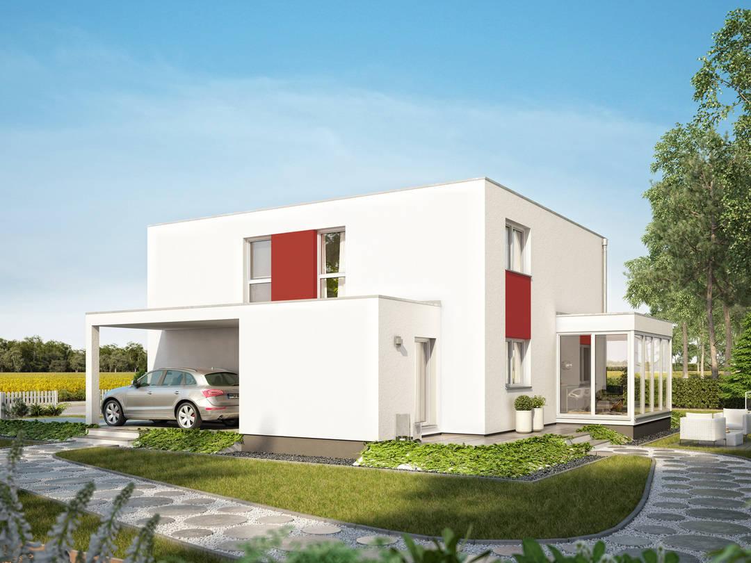 Haus Smart E von Öko-domo