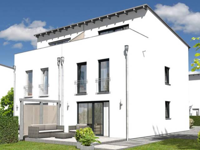Haus Beispiel 2 von HausBau Hauke Tießen