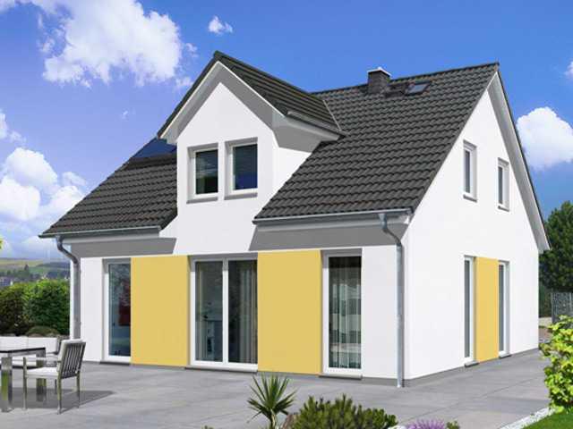 Haus Beispiel1, HausBau Hauke Tießen