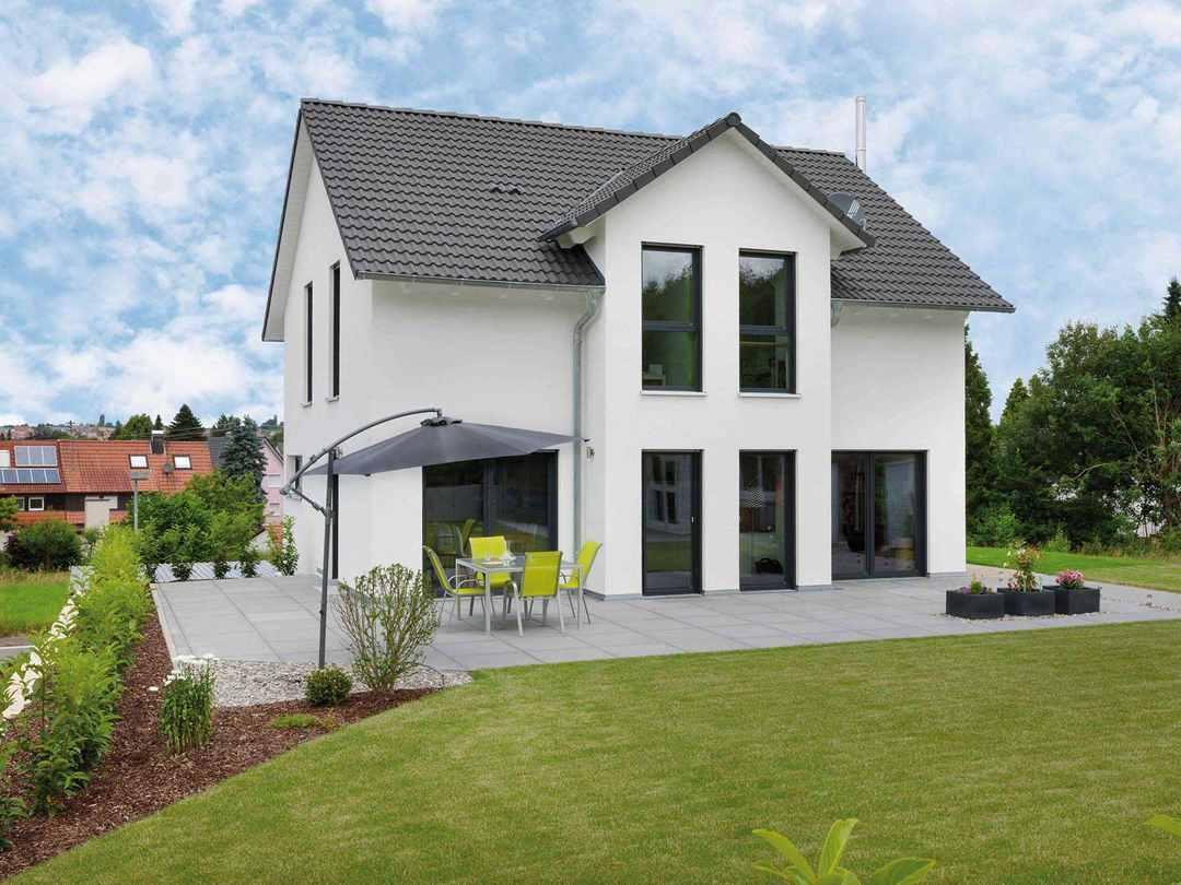 Ein TALBAU-Haus wird nach individuellen Wünschen geplant.