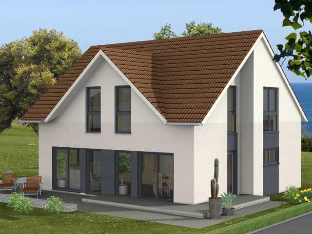 Einfamilienhaus von Lik-Wohnbau