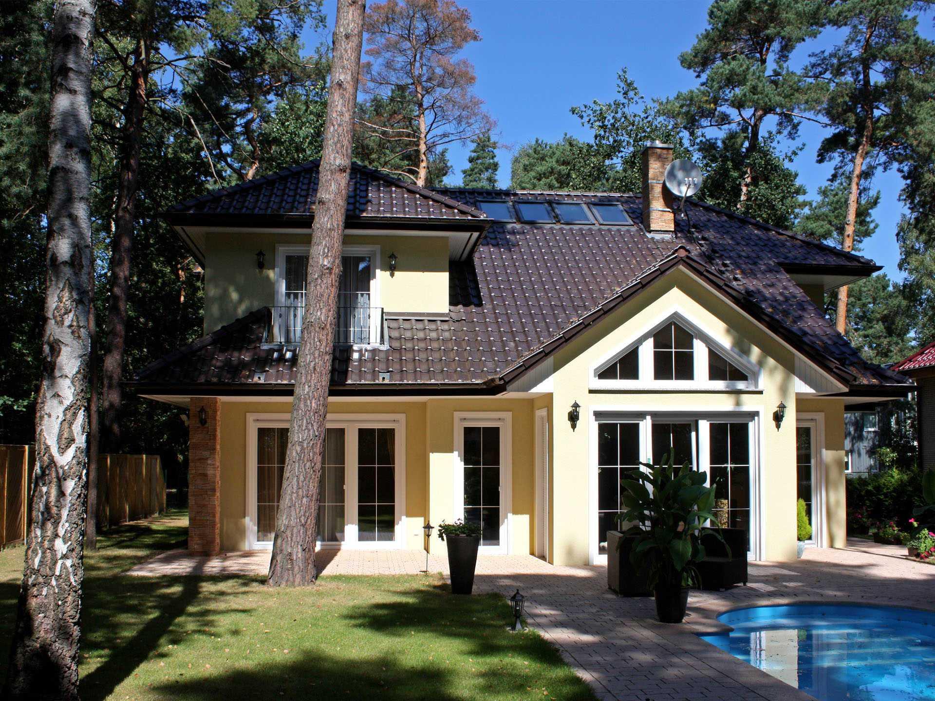 Bau GmbH Roth Landhausvilla