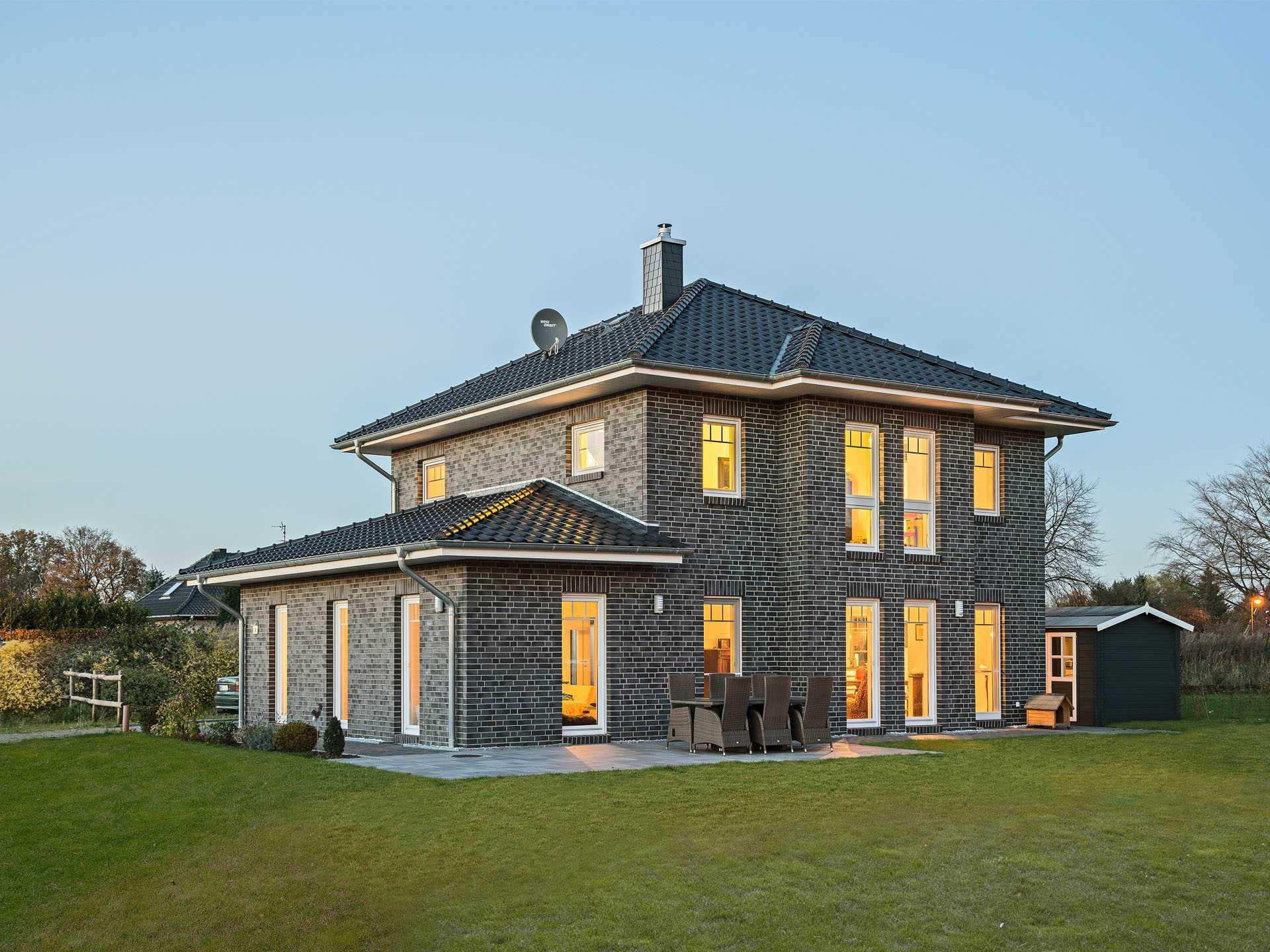Bau GmbH Roth Stadtvilla