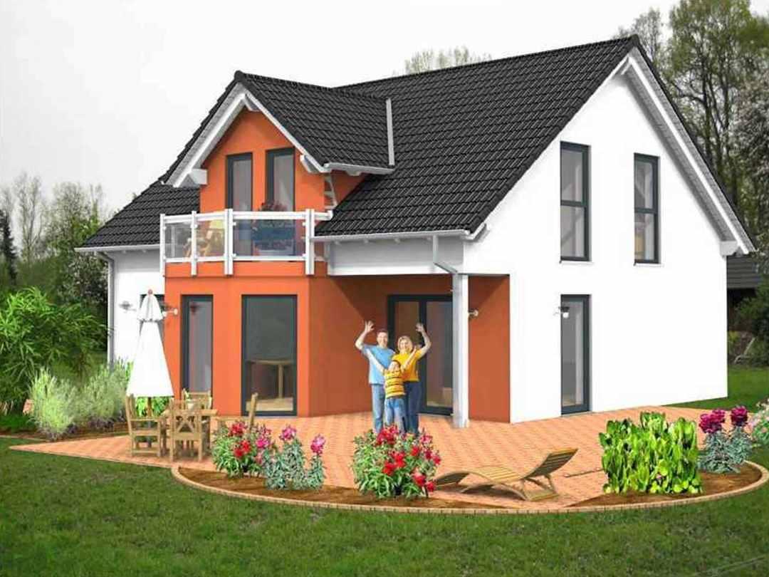 Beispielhaus 1, B & B Systembau GmbH
