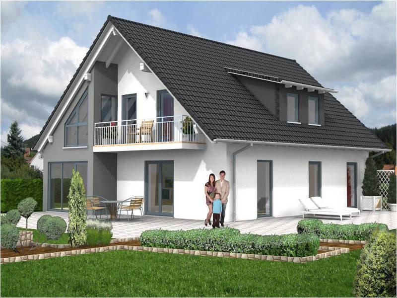 Beispielhaus 2, B & B Systembau GmbH
