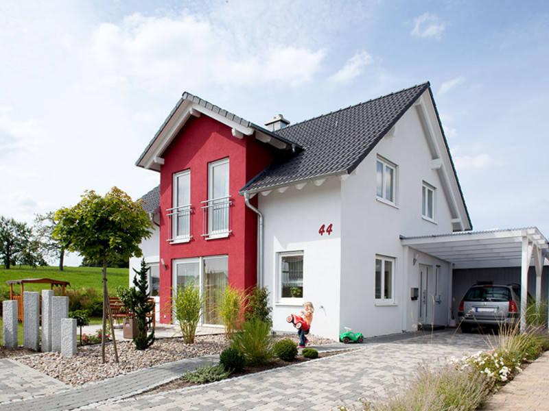 Einfamilienhaus der Familie Blum - Plan-Concept Massivhaus GmbH