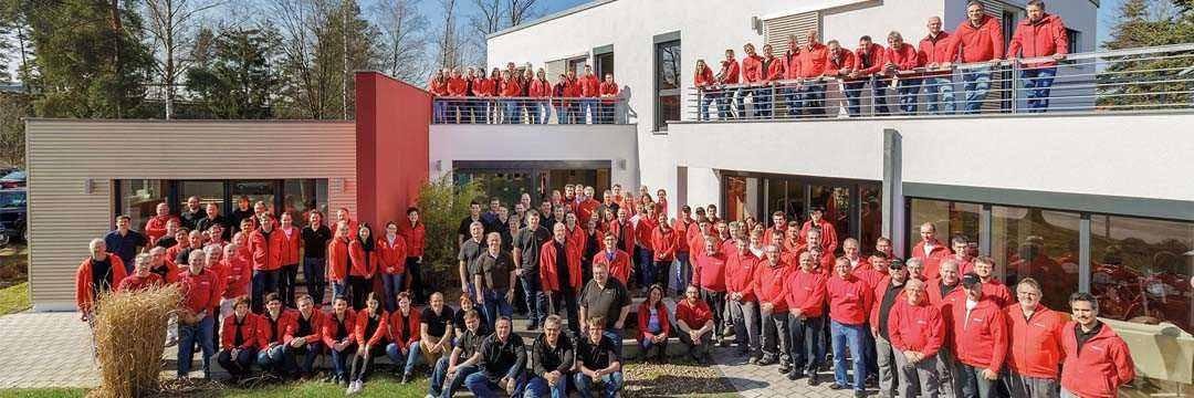 LUXHAUS - Das Team