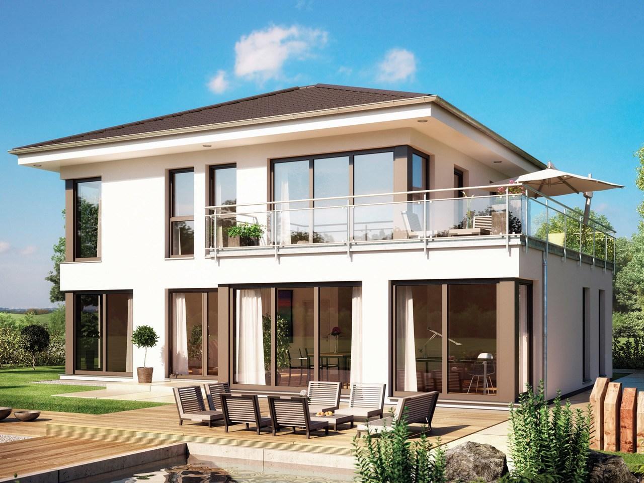 Bien-Zenker Haus Evolution 154 V11