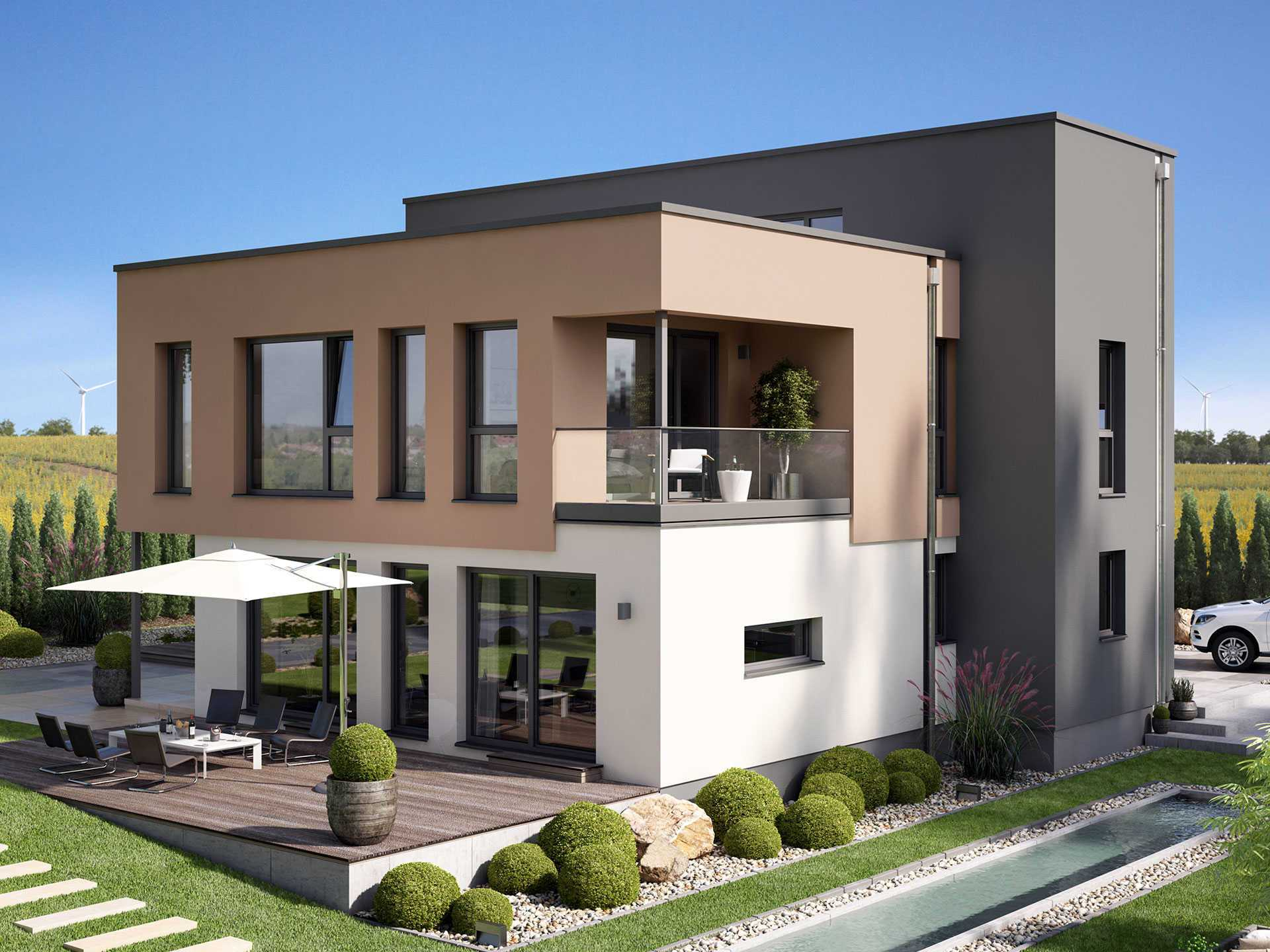 bien zenker gmbh fertighausanbieter grundrisse. Black Bedroom Furniture Sets. Home Design Ideas