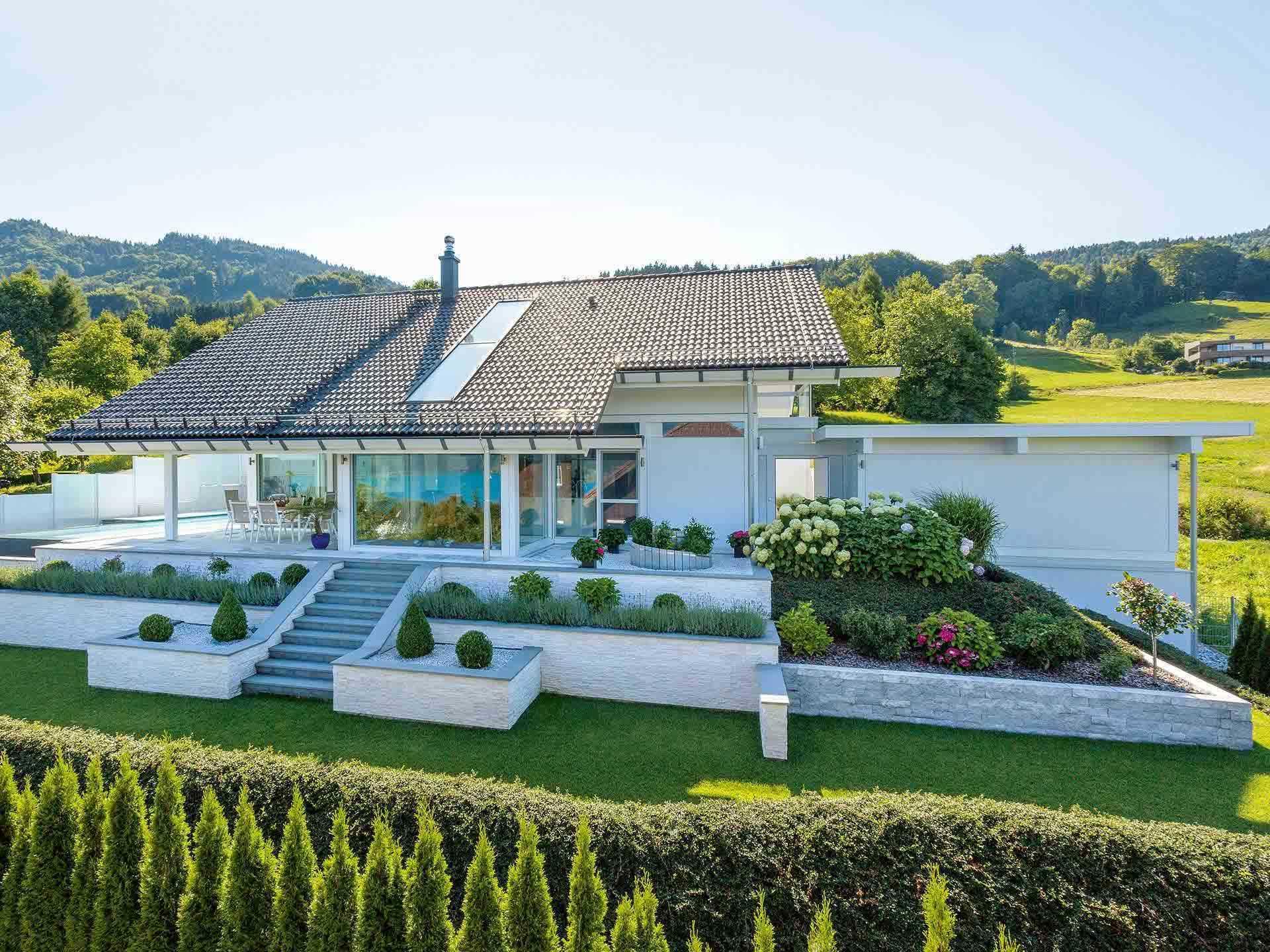 ▷ HUF HAUS - Fertighausanbieter - Alle Häuser, Preise und Grundrisse
