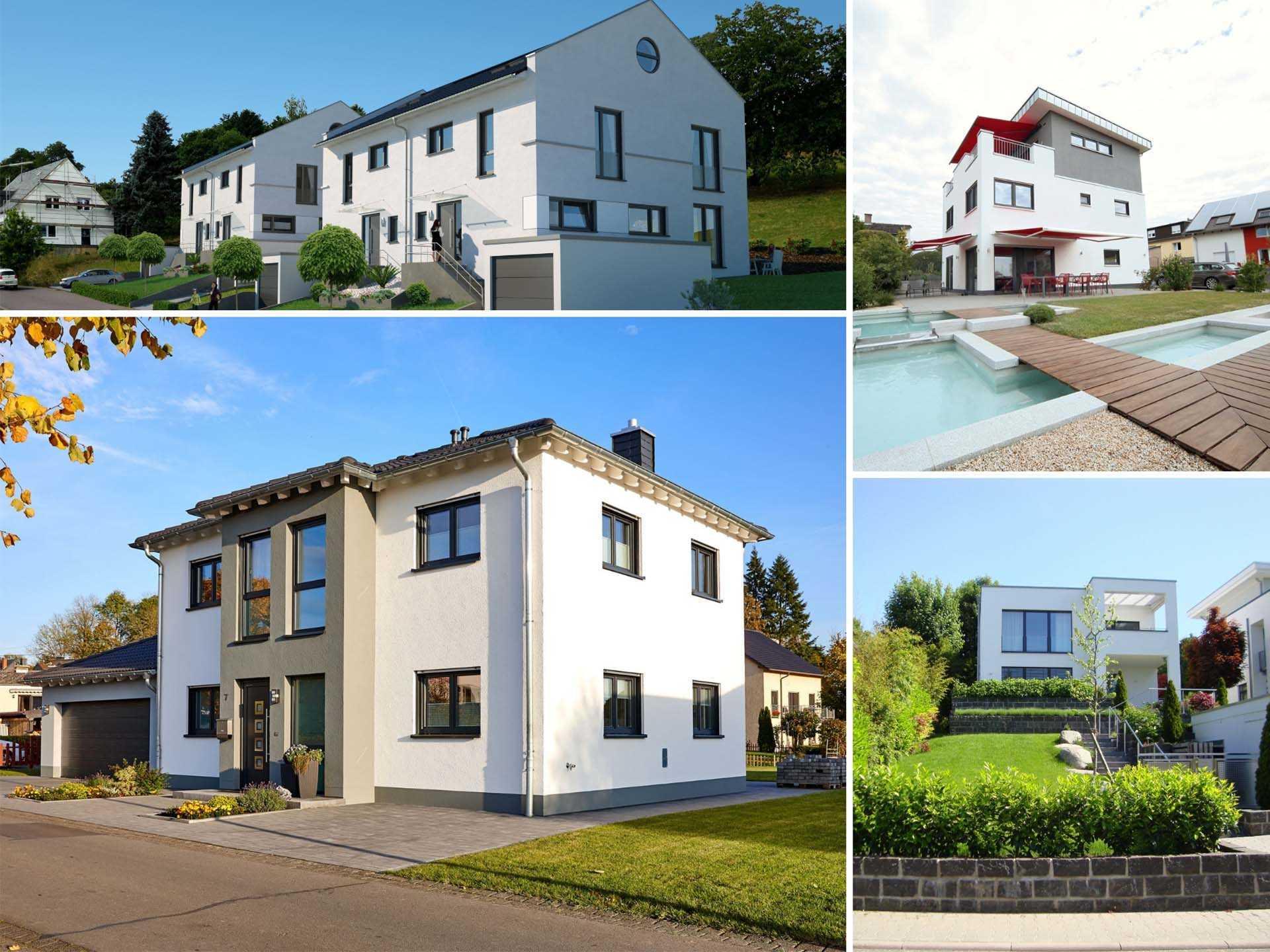 Zenz-Massivhaus Hausbeispiele