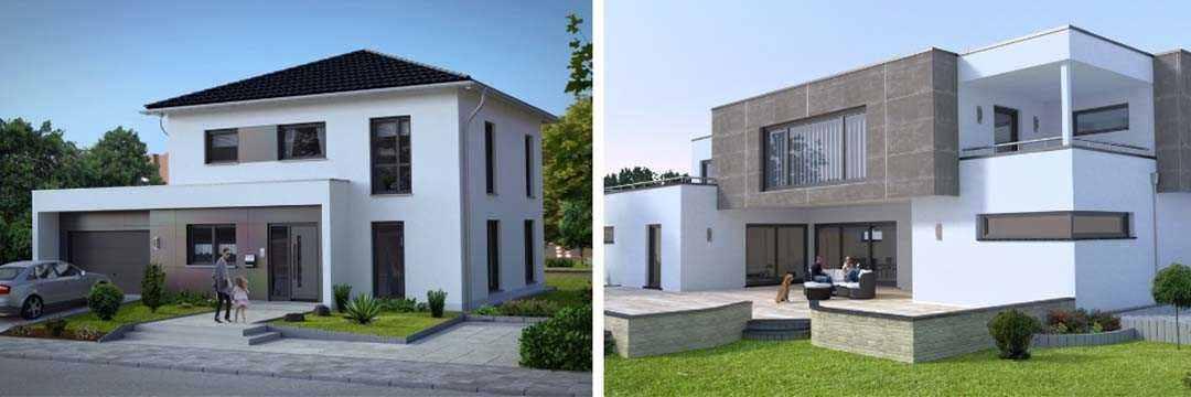 Zenz-Massivhaus - moderne Häuser