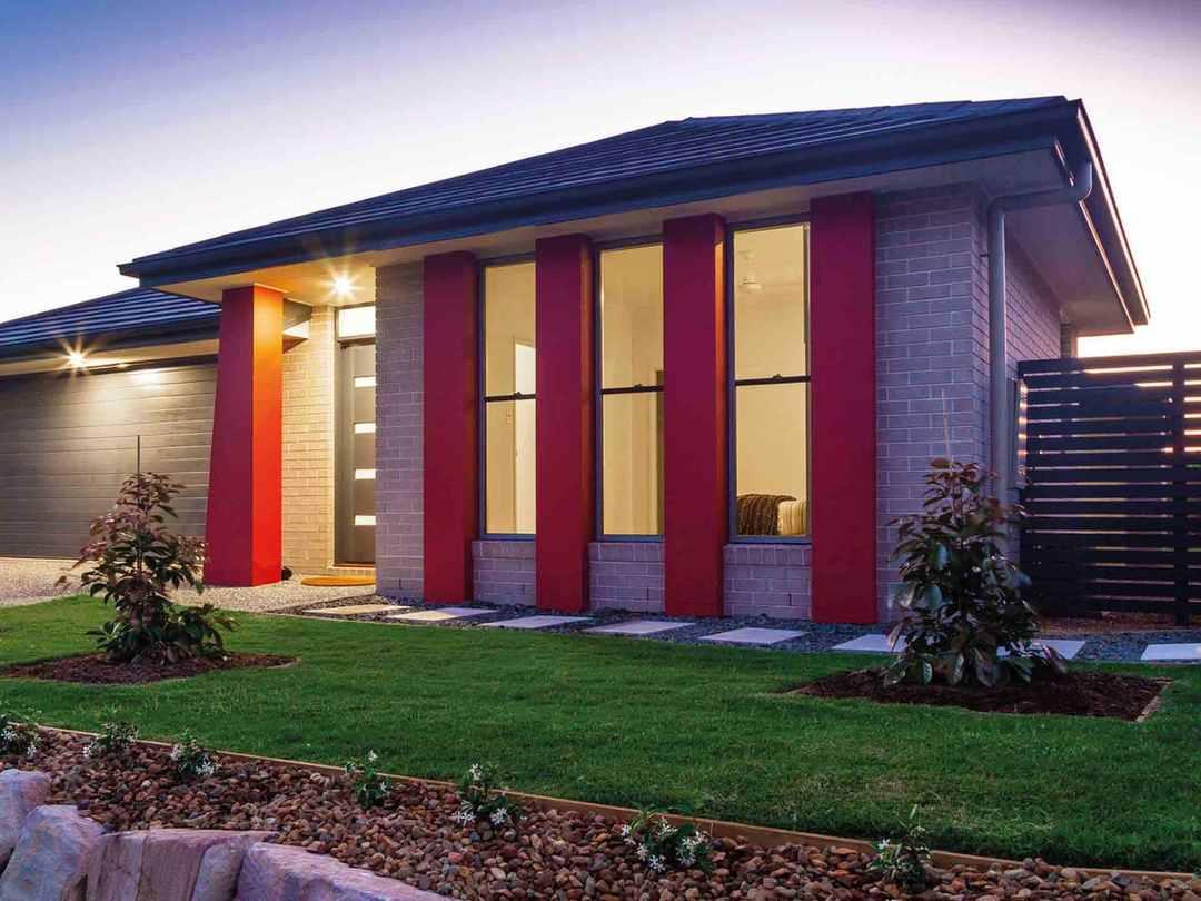 NEWE Massivhaus - Musterhaus