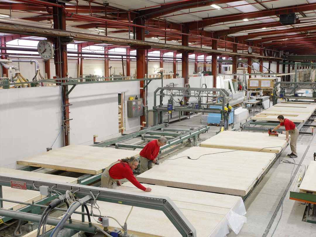 Schwabenhaus Produktion 2