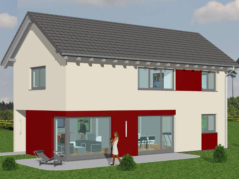 Beispielhaus 3 von Vario Idee Haus GmbH