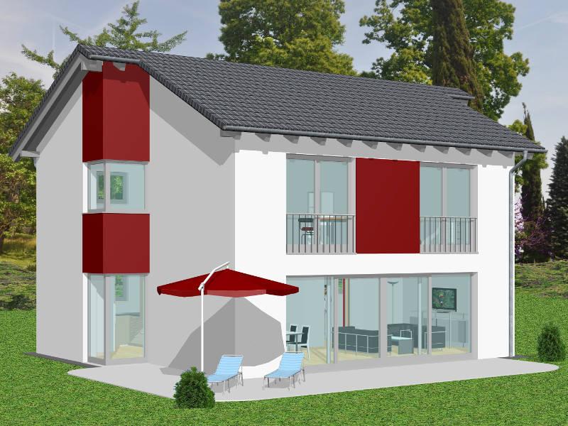 Beispielhaus 4 von Vario Idee Haus GmbH