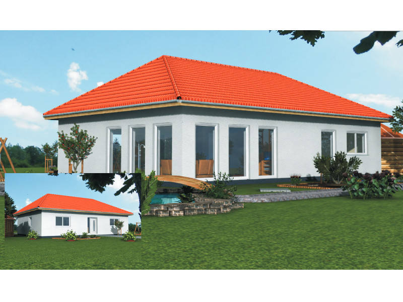 ibach Bungalow Typ 1