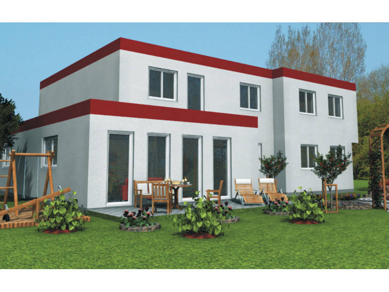 ibach Flat Roof Haus