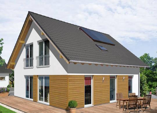 Doppelhaus von ML Hausbau GmbH