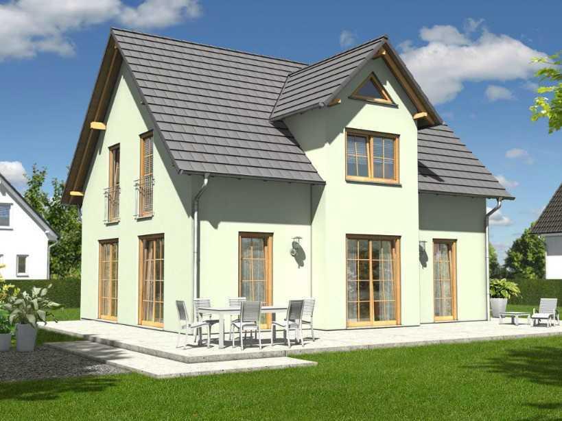 Lichthaus-121 von ML Hausbau GmbH